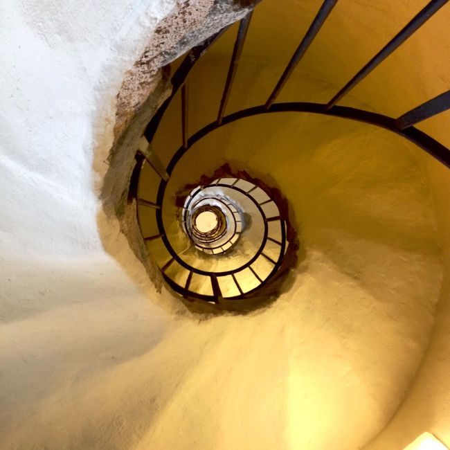 Architectural Detail Architecture Architecture Architecture_collection Building Buildings Built Structure Circle Circles Italia Italy Piemonte Railing Spiral Spiral Staircase Spiral Stairs Spiral Stairs Stair Staircase Stairs Stairs_collection Steps And Staircases Superga Torino Turin