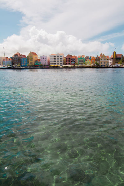 Willemstad harbour City Cityscape Colours Dutch Landscapes Houses Willemstadt Harbour Architecture Carribean Carribean Sea Cityscapes Curacao Curacao (willemstad) Day Dutch Landscape No People Portrait Sea Sky Water Waterfront Willemstad Willemstad Harbour