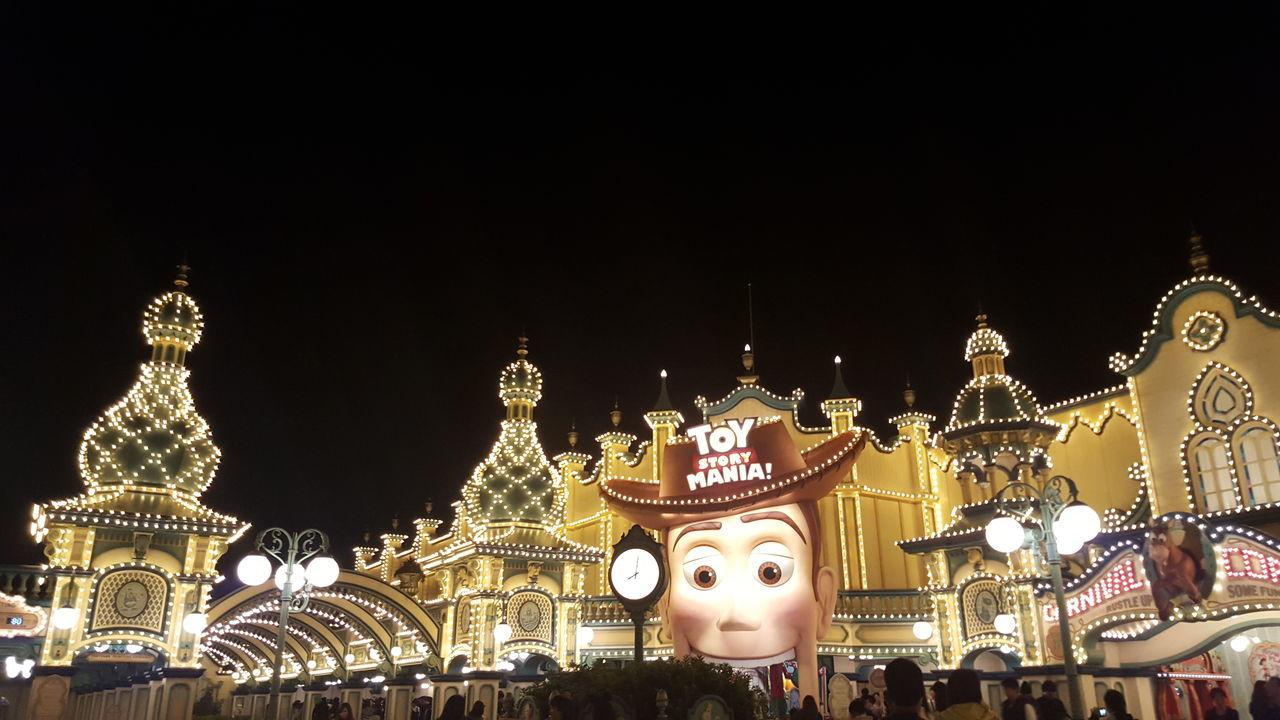 Toystory Disneyland DisneySea Amusement Park Japan Galaxys6
