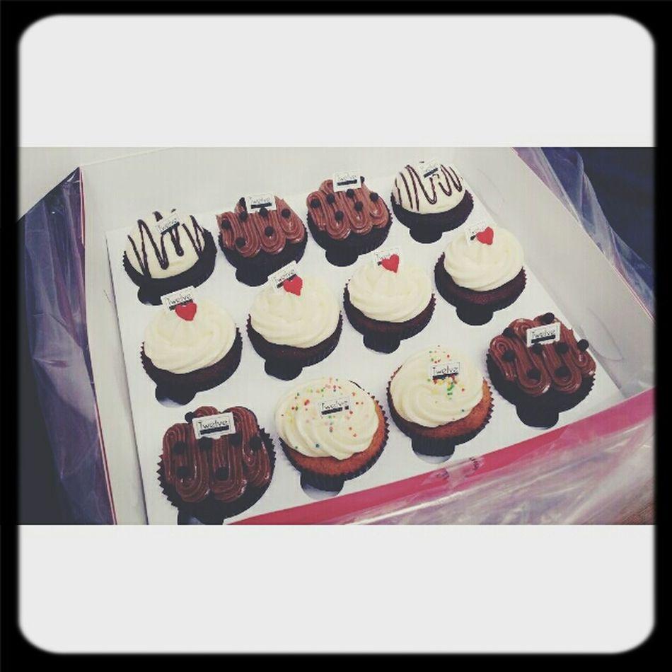 Cupcake ♥ Food Twelvecupcakes Singapore