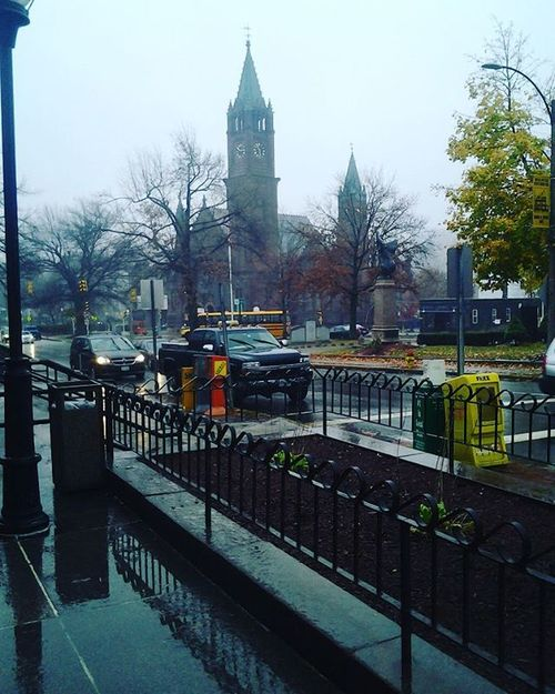 Justgoshoot Walk Bridge Rain Exklusive_shot Mist Autumn Fog Fotoartistica Picsforautism Wisetag