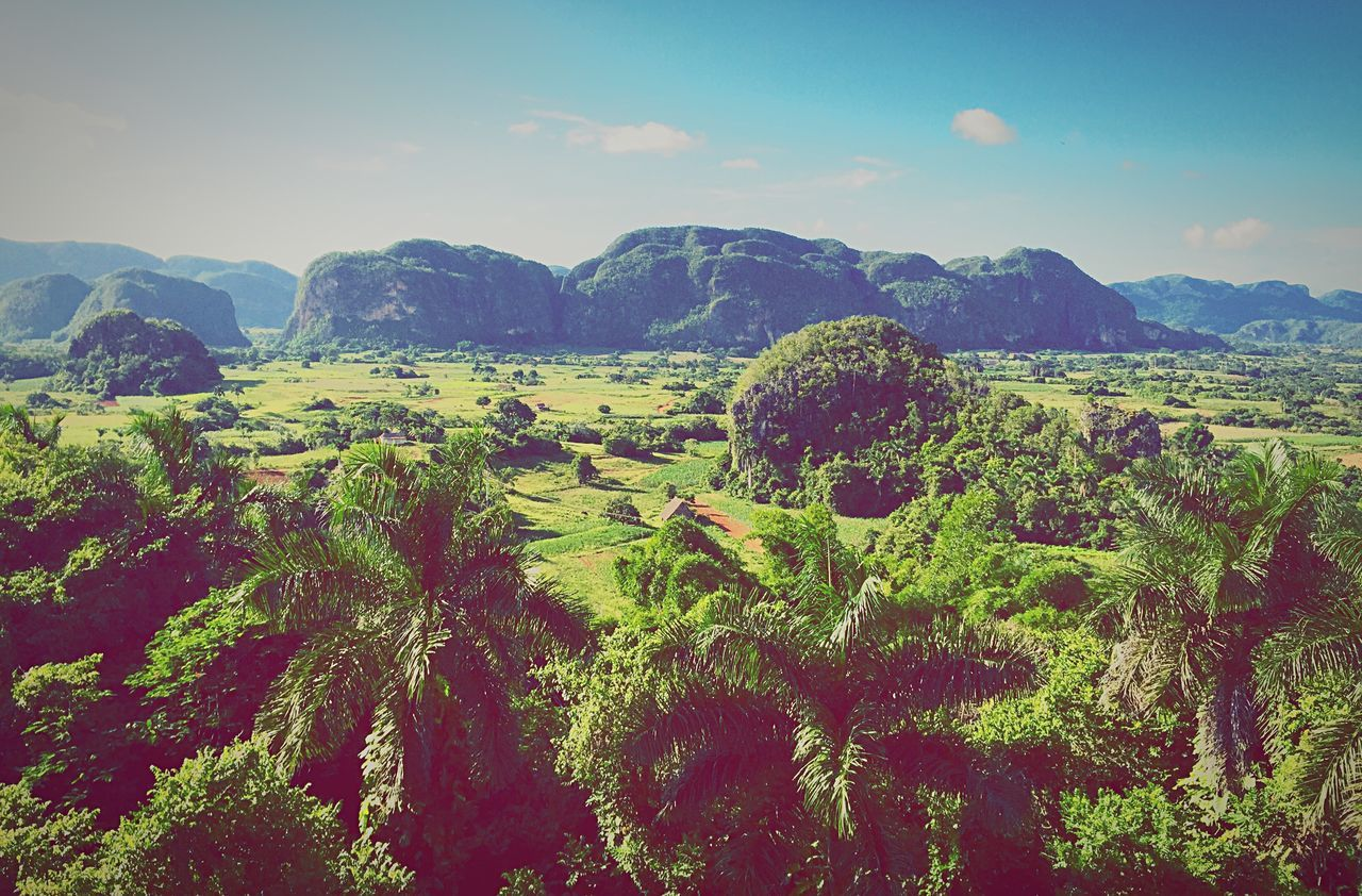 Cuba Travel view! Highlights From Aerial Shot Viñales Edge Of The World