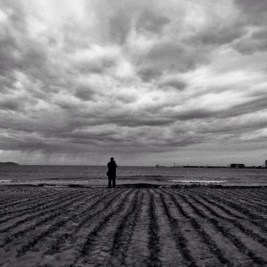 Storm is coming ... One Photo A Day 2014 AMPt_community Bw_collection Blackandwhite IPSPatterns