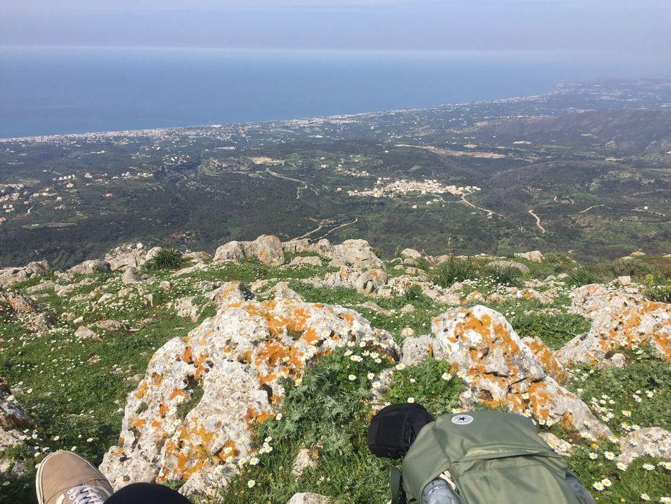 Hiking Landscape Rethymnon Crete Gesoo