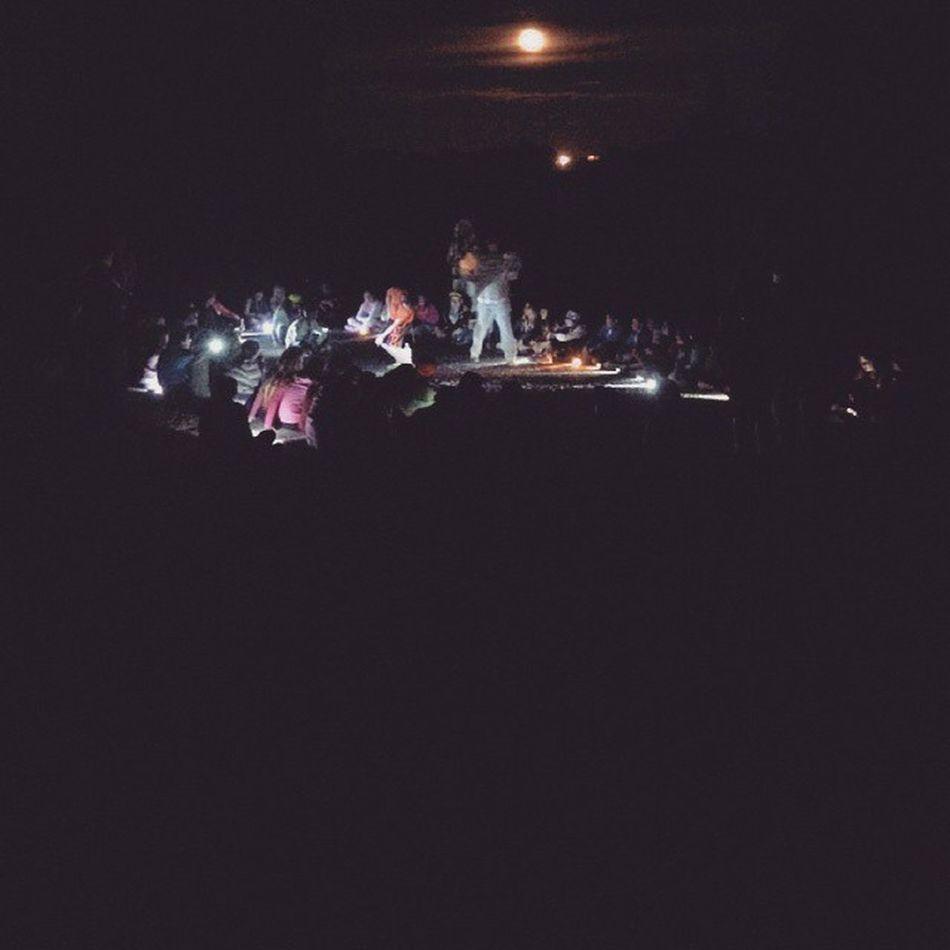Noche De Indios Y Luna Llena Camino De Fontes Rutanocturna Montana Morenito18 Y Pollodegollado Risas Nice Cute