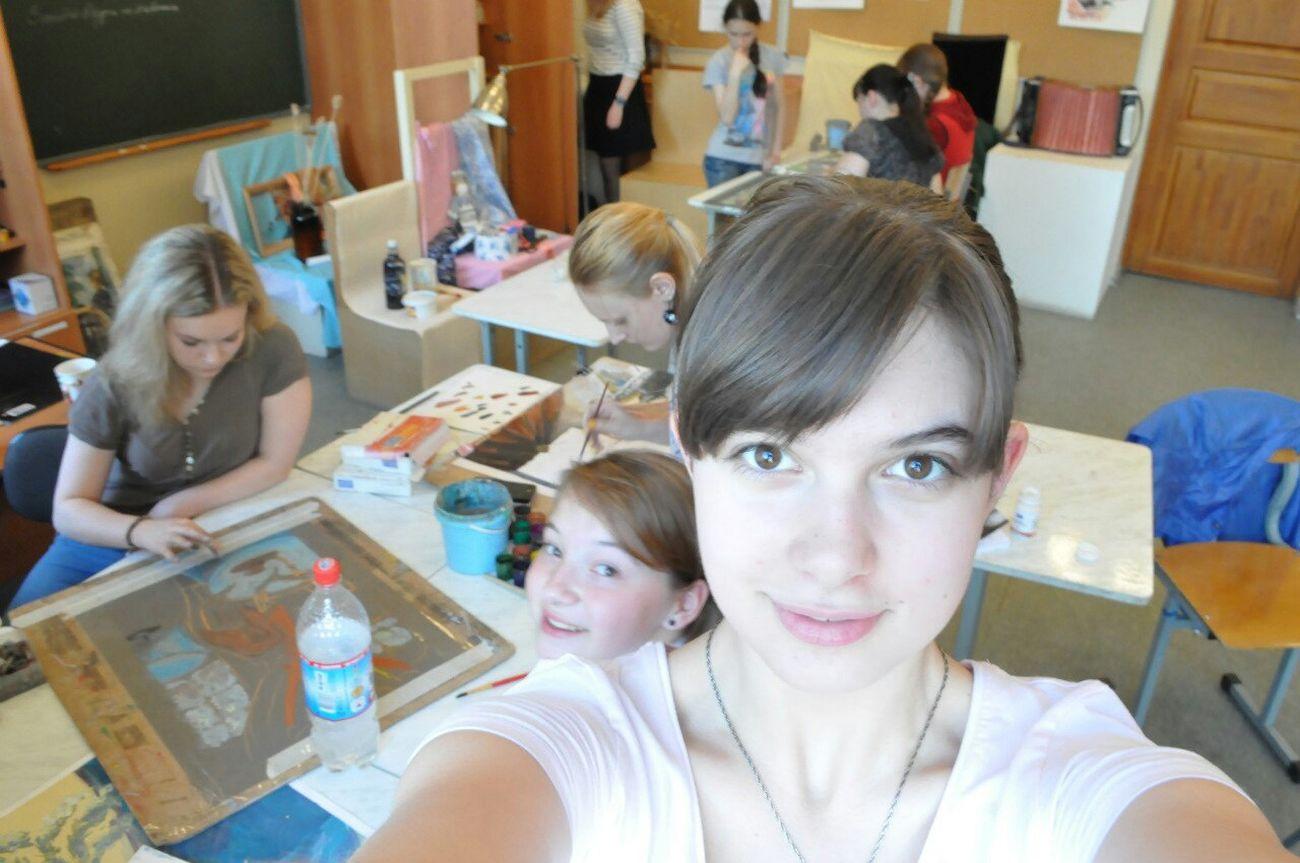 Sallon Art School ArtWork Art Gallery EyeEm Gallery Love Drawing ❤ Photo Animelover Bazinga