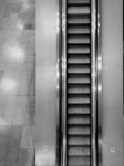 IPhoneography Light And Shadow Pattern, Texture, Shape And Form Mobile Photography Abstract Pattern Street Photographer-2016 Eyem Awards Walking Around Escalators Abstract Patterns