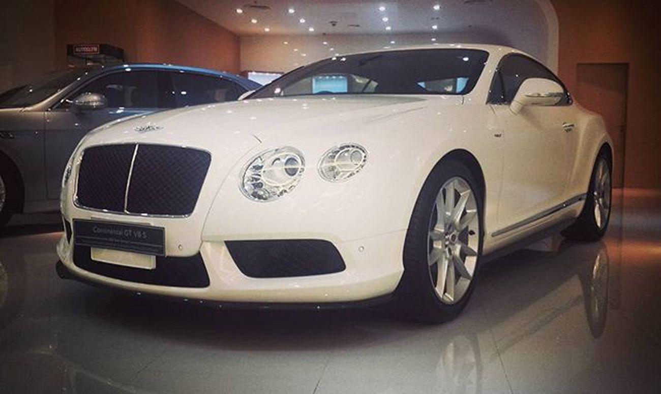 Bentley Continentalgt