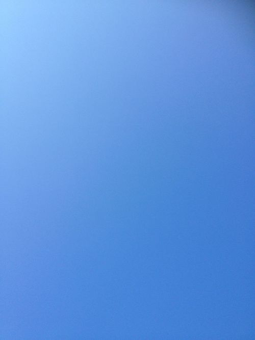 Greetings From Greece (Crete)  Skyporn Can't help it, Its just My view ;) thinking about you my love :* I LOVE BLUE ♡