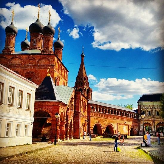 Moscow Church Architecture