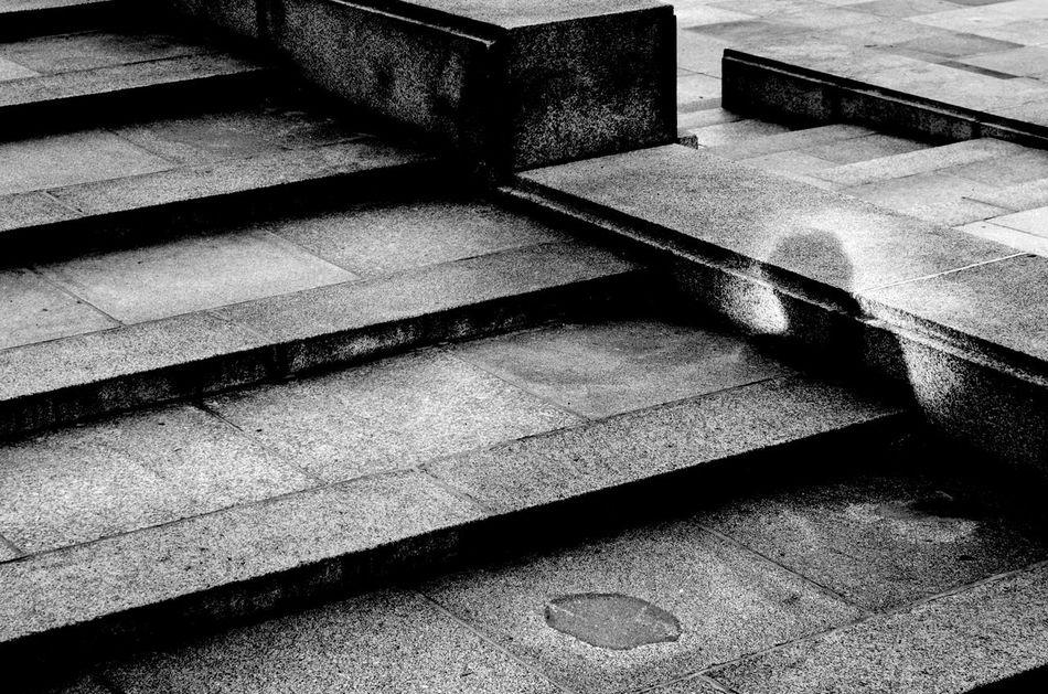 Absence Geometry Order Outdoors Pattern Shadow Textured  The Way Forward Tiled Floor Selfie