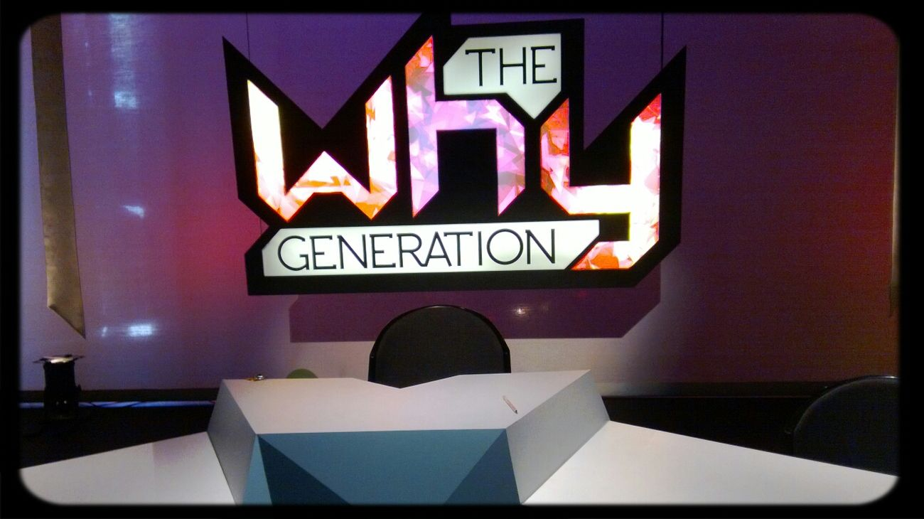 A Sydney community tv show I worked on. the show involved a panel of generation university students who talked about a range of serious and some not so serious issues. Tv Cameraperson Livingmydream Unilife