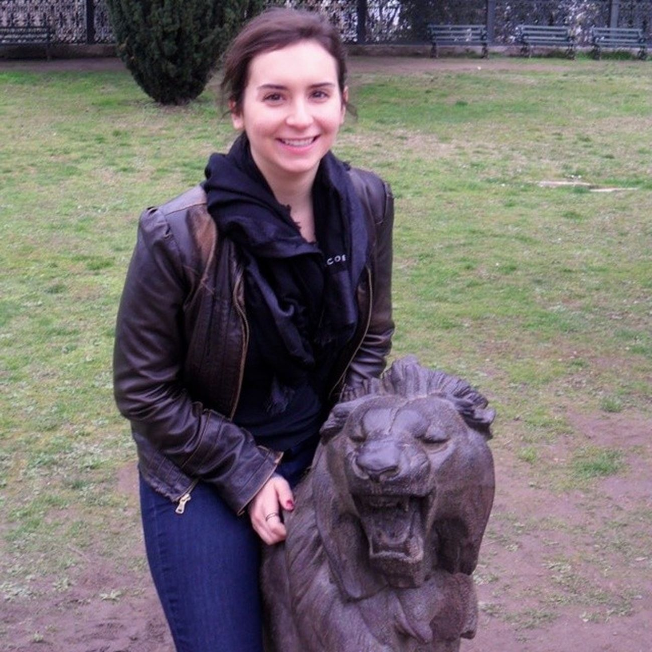 TBT  Spent my entire time in Istanbul befriending cats, including this lion at Topkapi. Istanbul Turkey Topkapi travel