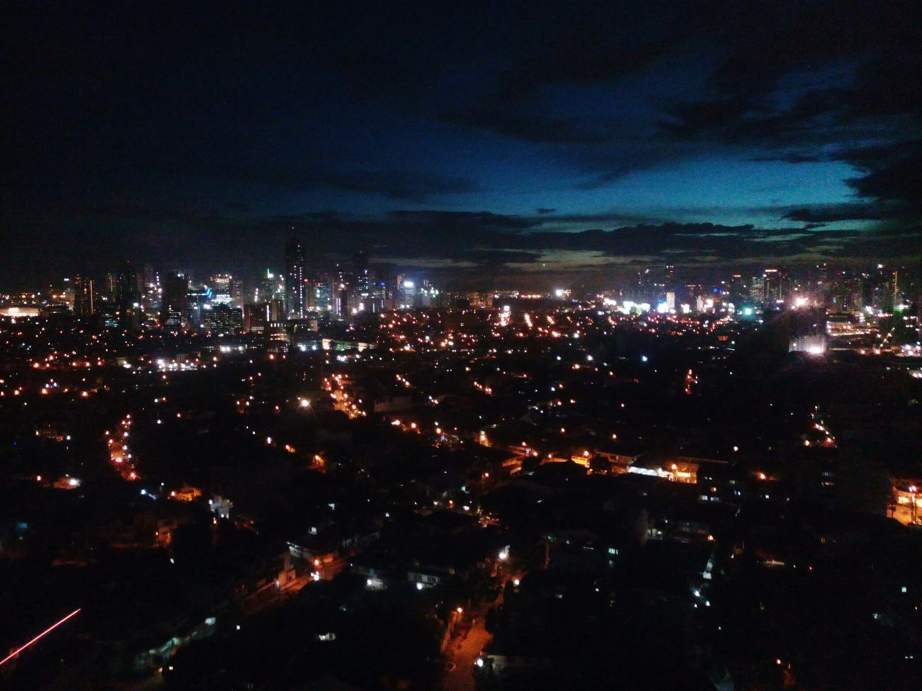 Freelance Life Nightlife Night Lights Timelinechanges Manila, Philippines Privatohotel