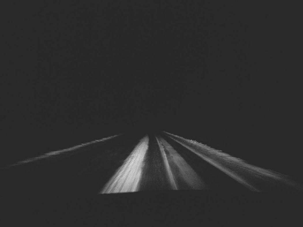 It's dark in Finland. Finland Winter December