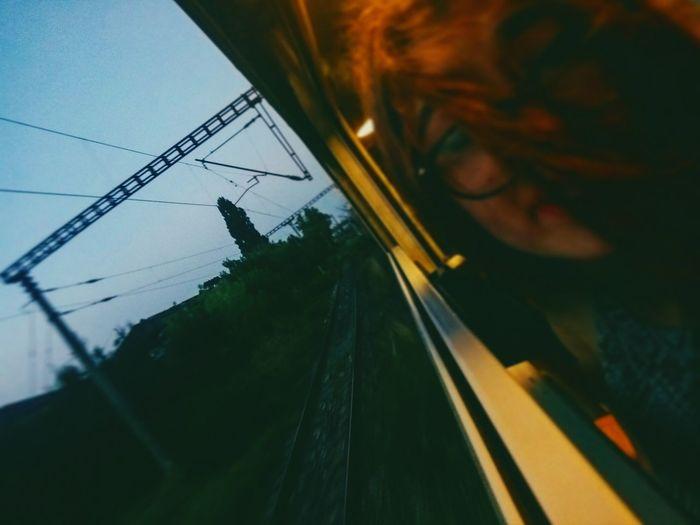 Traintracks First Eyeem Photo