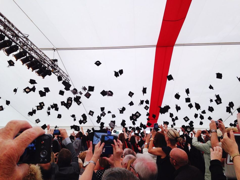 Beautiful stock photos of graduation, Achievement, Camera - Photographic Equipment, Cap, Day
