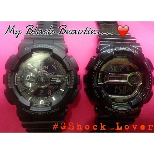 I know... I know... I'm an addict and sad to say there's no therapy for this... Hehehe... 😜 Gshock_Lover GShock_Addict ❤️