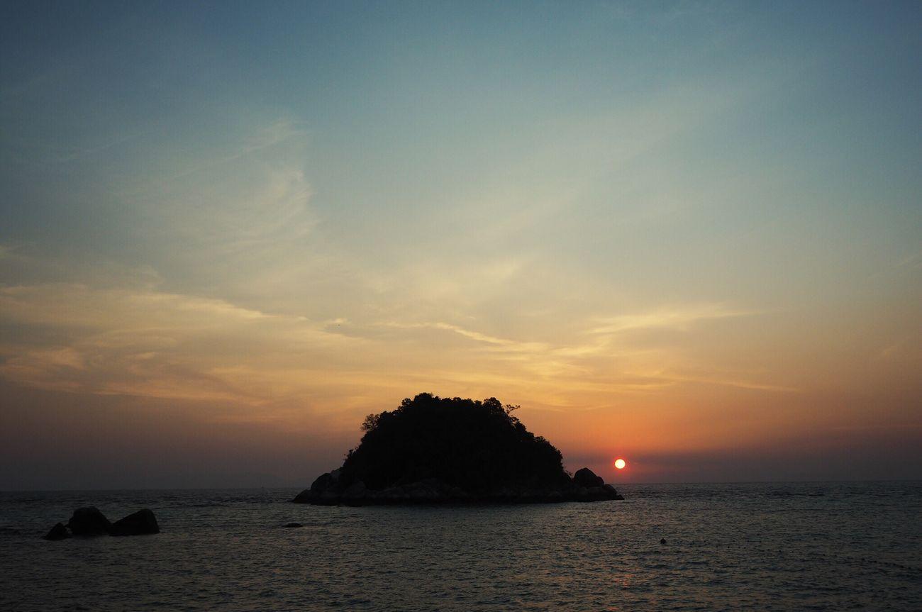 Lipe Island Thailand Satun Sunrisebeach Sunrise