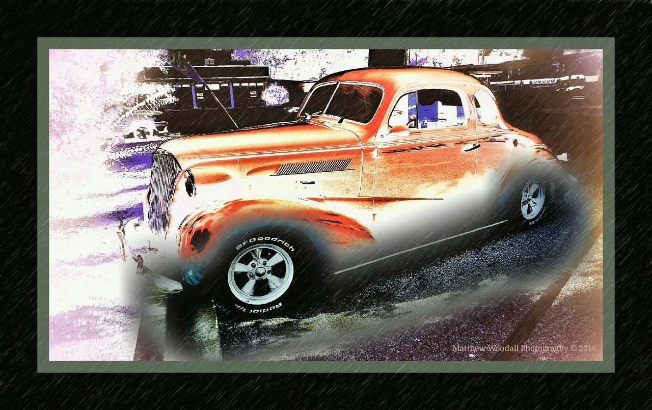 '1937 Chevrolet Coupe Customized'. This car actually has a blue color, but playing with photo apps I made it look like this. It's a lot of fun and work to be creative in photography. There are so many free photo apps to use, making it possible to create a little from each one. Creative Photography Snapseed Pixlr Picsart Classic Car HotRod Antique Cars Vintage Cars Snapseed Editing  Consept And Ideas Car Photography Photography Themes Fujifilm Creative Creativity Has No Limits Creative Ideas CreativePhotographer ConseptualArt Playingwithapps Playing With Filters Playing With Colours Playing With Effects