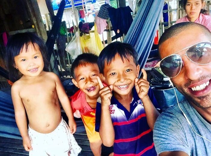 Children Cambodian Children