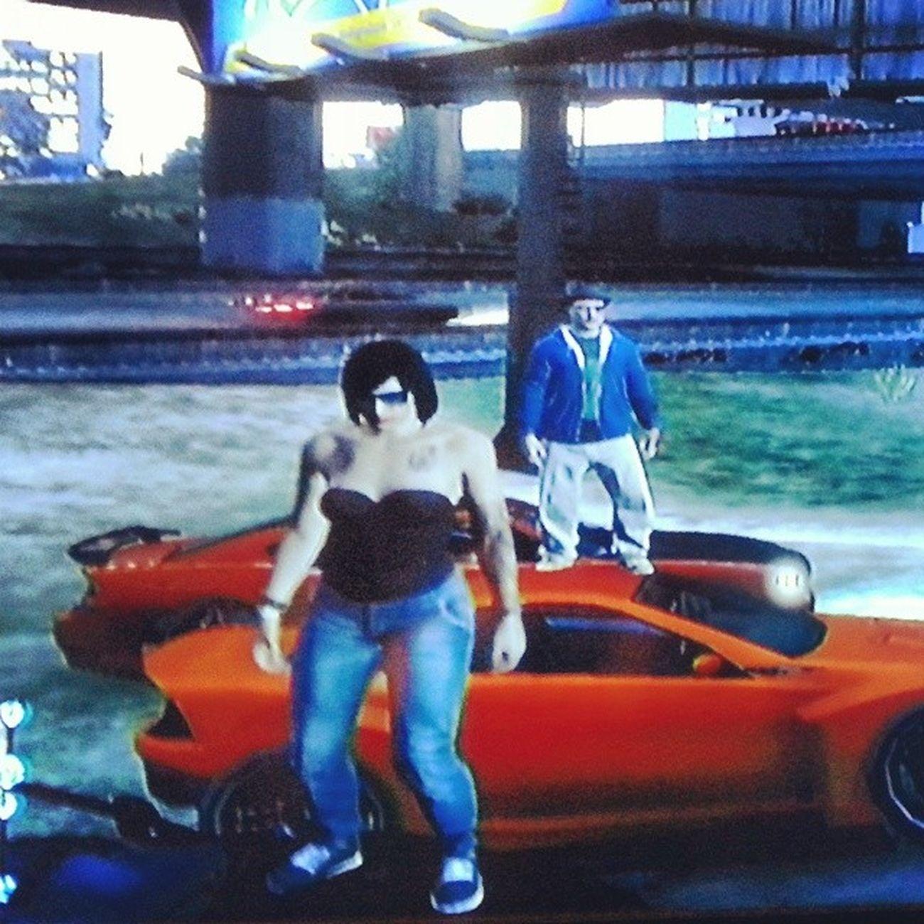 Gamergirl ♥ Xbox360 Gta5 MoarCars