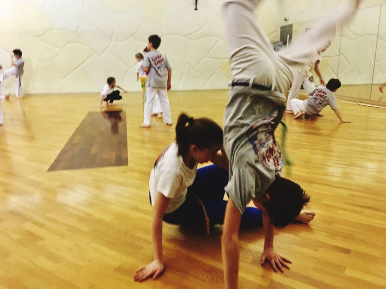 My son❤️️ Child Activity москва #russia Capoeira Time Girls Sport