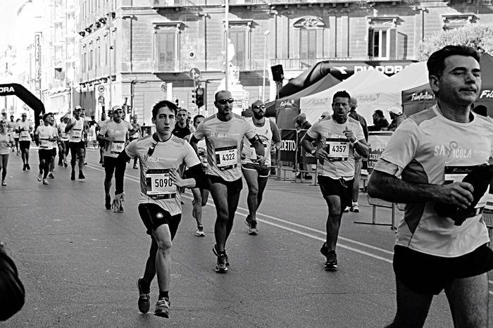 Bari City City Life Cityscape Lifestyles Fashion Fashionblogger Marathon Men People Running Day Outdoors Motion Sport Urban FollowYourPassion Blackandwhite Faster Speed Picoftheday Picoftheweek Instagood Instadaily Beautiful