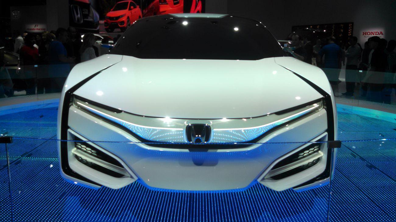 Honda Carsofeyeem Salão Do Automóvel