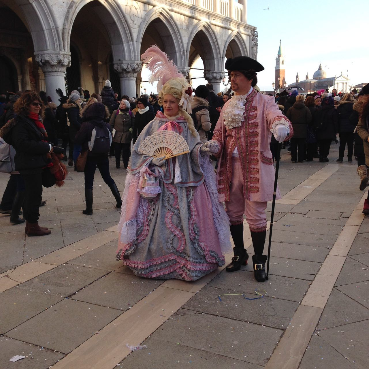 Adult Adults Only Carneval Day Full Length Outdoors People Real People Senior Adult Traditional Clothing Venice Carnival Venice, Italy