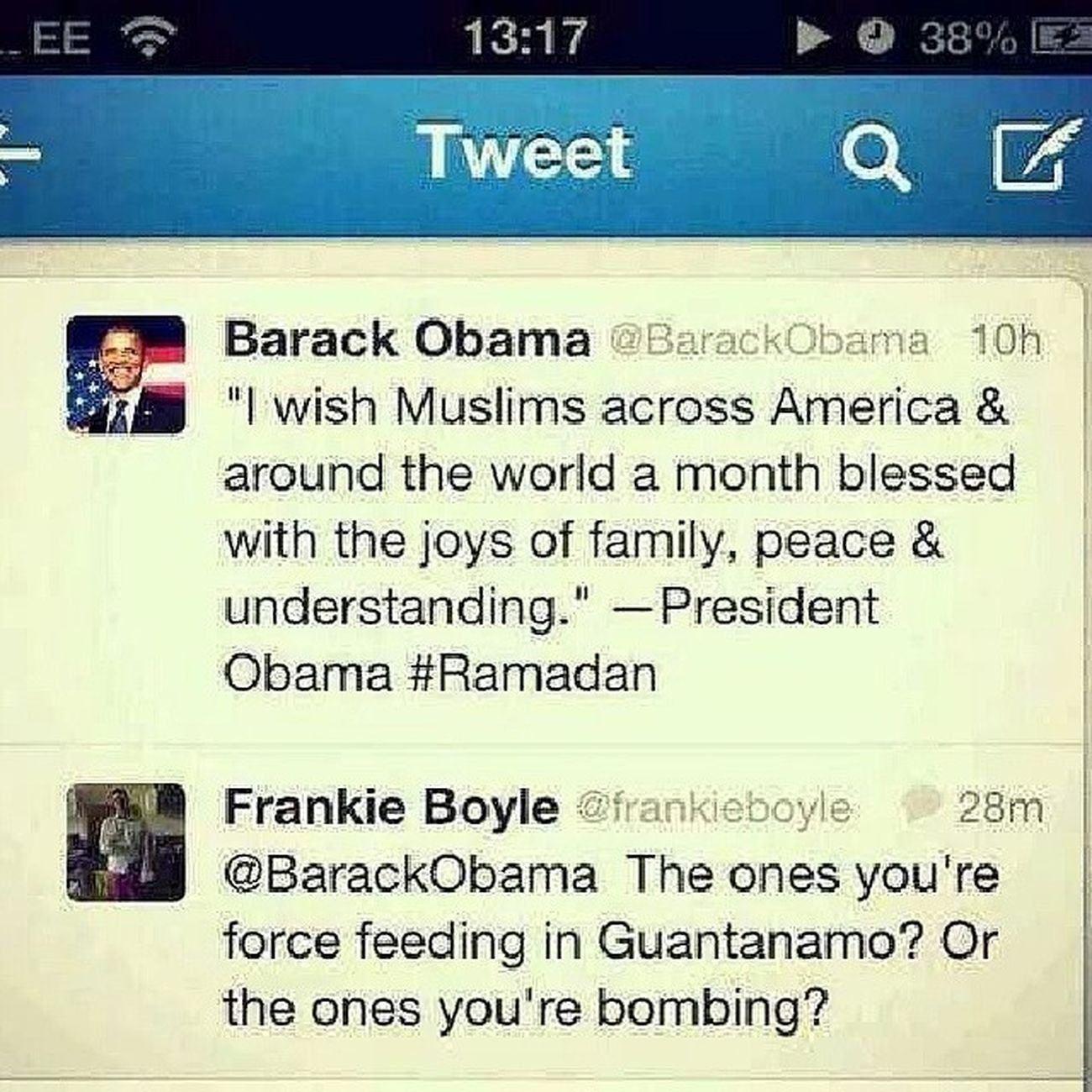Oh DANG! This is awesome. Obama Truth Hypocrite