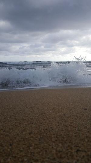 Beauty In Nature Shorelines Splashing Lydgate Beach Kauai Life Beach Photogrqphy