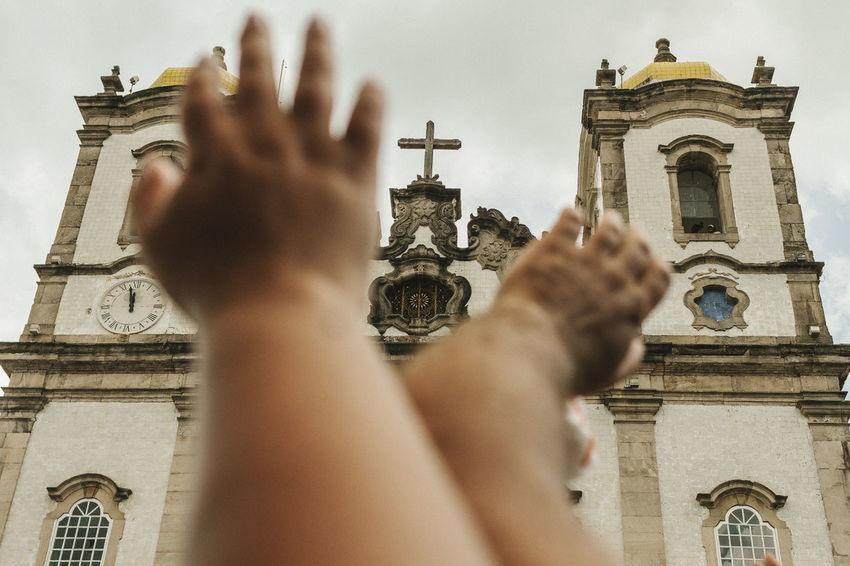 Architecture Arms Up Church Faith Faithful God God Is Great. Hands History Religion Senhor Do Bon Spirituality Januaryphotochallenge Showcase :January Showing Imperfection The Street Photographer - 2017 EyeEm Awards