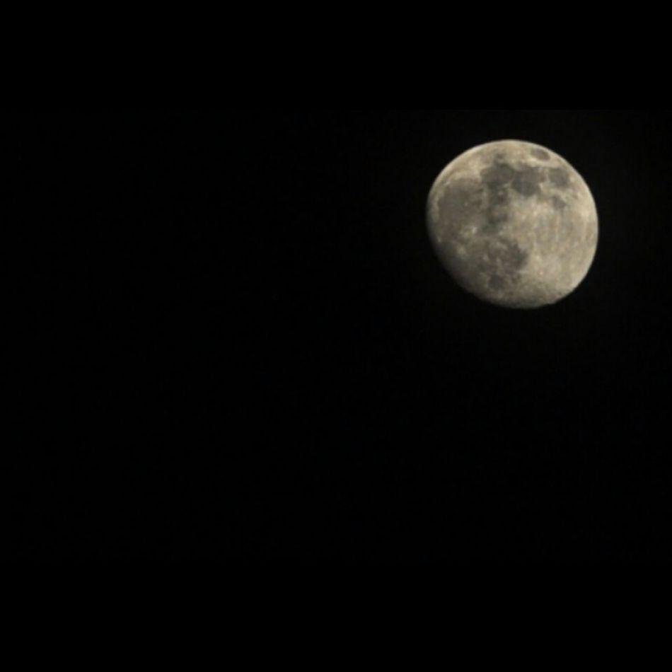 The silence of tonight Moon Moonlight
