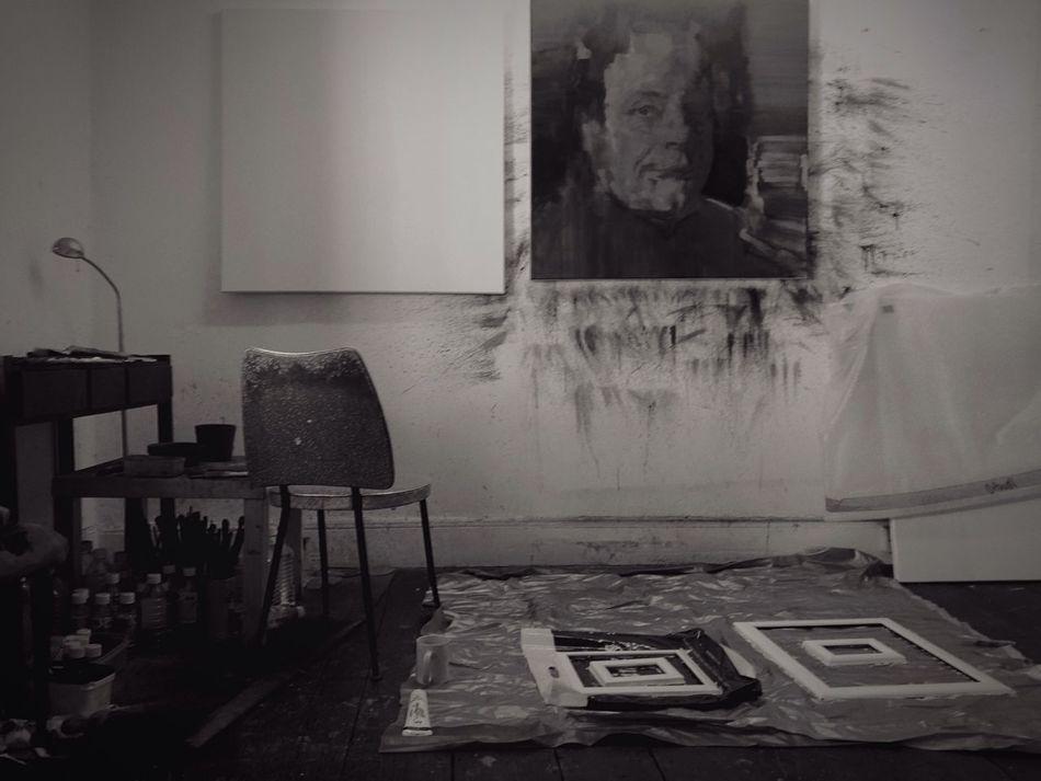 Brighton Uk Black & White Black And White Real Time Feed My Vew IPhone5 My Unique Style Studio Time  Stidio