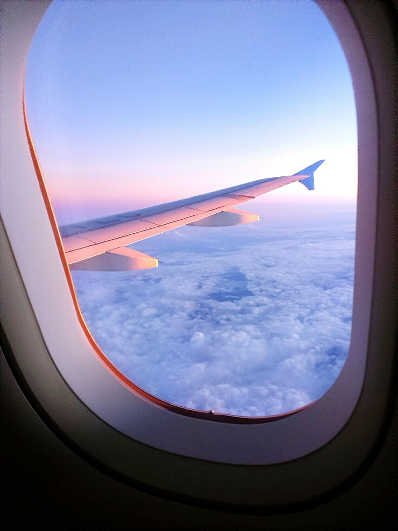 A320 Clouds And Sky Clouds Airplane Flying Sky Cloud - Sky Aerial View Aircraft Wing Beauty In Nature No People Business Finance And Industry Airplane Wing Outdoors Day Cloudscape Travel Transportation Commercial Airplane Journey Plane Sunlight Tranquility Mobile Photography