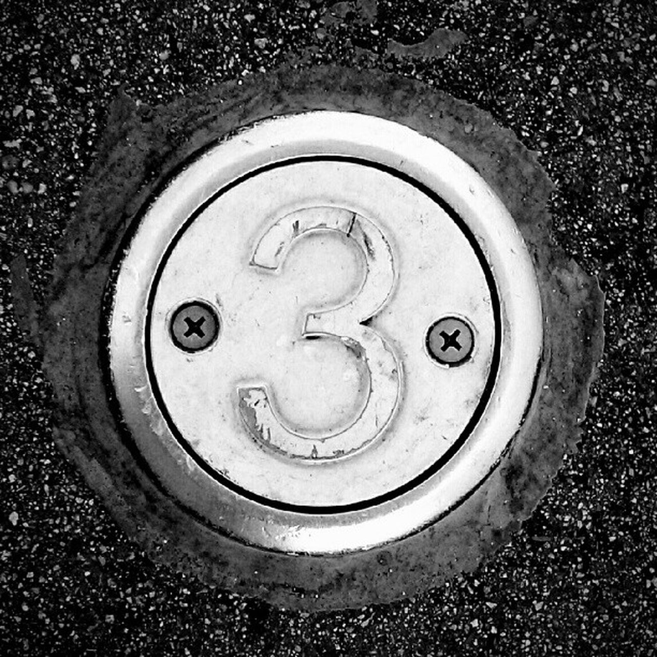 3 the hard way LiveanddirectfromLosAngeles Photooftheday Circle Jj  Losangeles From My Point Of View Blackandwhite Bnw Fortheloveofblackandwhite Monochrome Black&white Three
