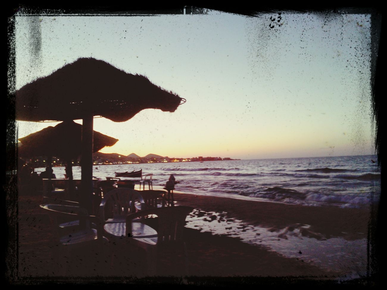 Rafraf Tunisie Coucher De Soleil