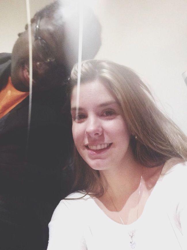 Avec Maika StAmour au Studios Chante Ta Voie