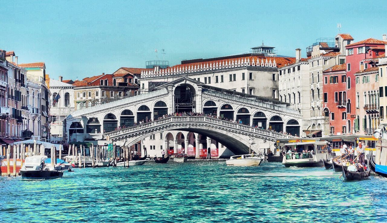 Battle Of The Cities Architecture Built Structure Water City Travel Destinations Travel Travel Photography Photo Venecia Grancanal Venice, Italy