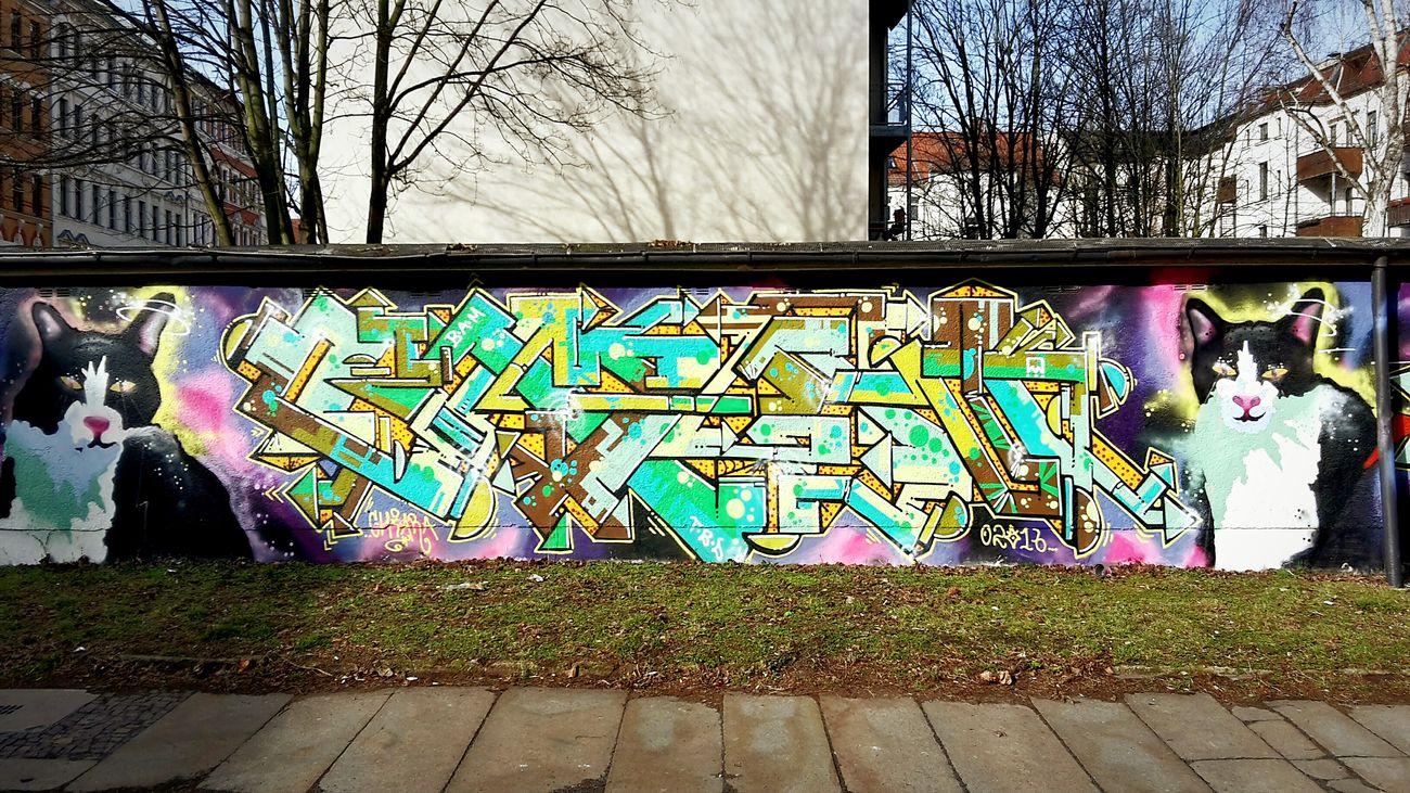 Graffiti Street Art Streetartleipzig Leipzig StreetArtEverywhere Mural