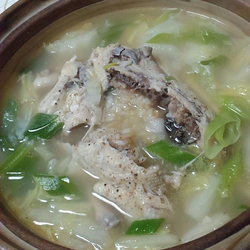 ♬寒い夜だから 参鶏湯 サムゲタン サムゲタン