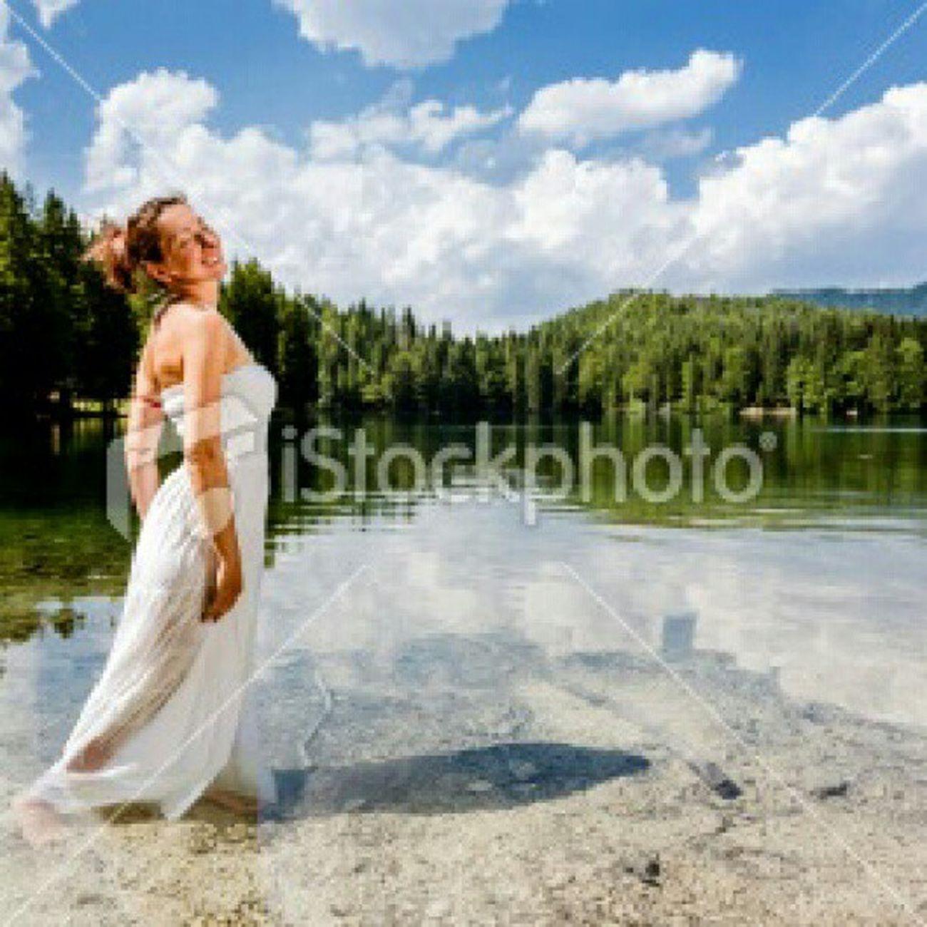 @mauro_grigollo Photographer model Istockphoto Istockers atworkphotography lake Austria italia Fusine Friuli Venezia Giulia lipse