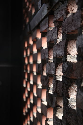 Backgrounds Bricks Brickstone Building Brickstones Bright Close-up Day Large Group Of Objects Light Light And Shadow No People Outdoors Stack Timber Woodpile
