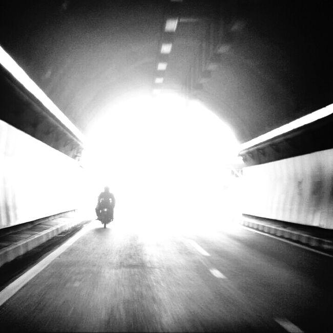 Tunnel Streetphotography Walking Around Highway