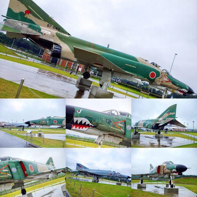 Ibaraki Airport Japan 偵察機を偵察😂 茨城空港 百里飛行場✈️