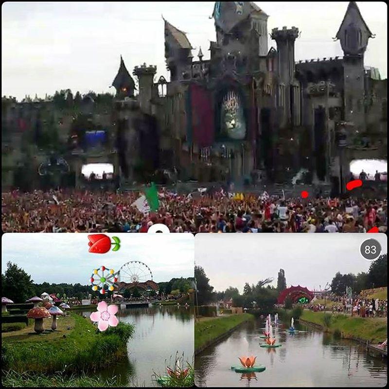 The view of Tomorrowland mainstage Mainstage Epicscenes Whataview AmazingMemories tomorrowworld tomorrowland2015