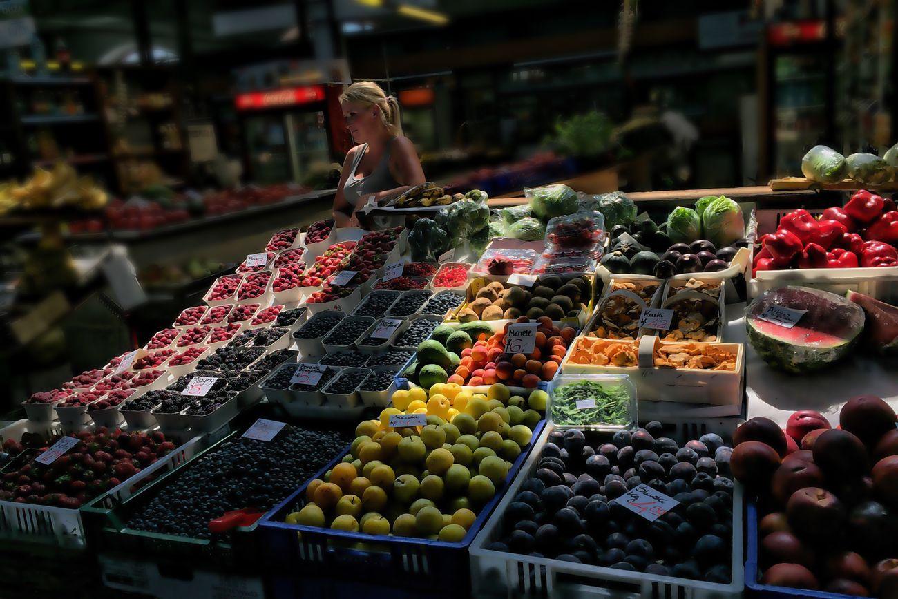 Wroclaw market hall NEM GoodKarma NEM Mood