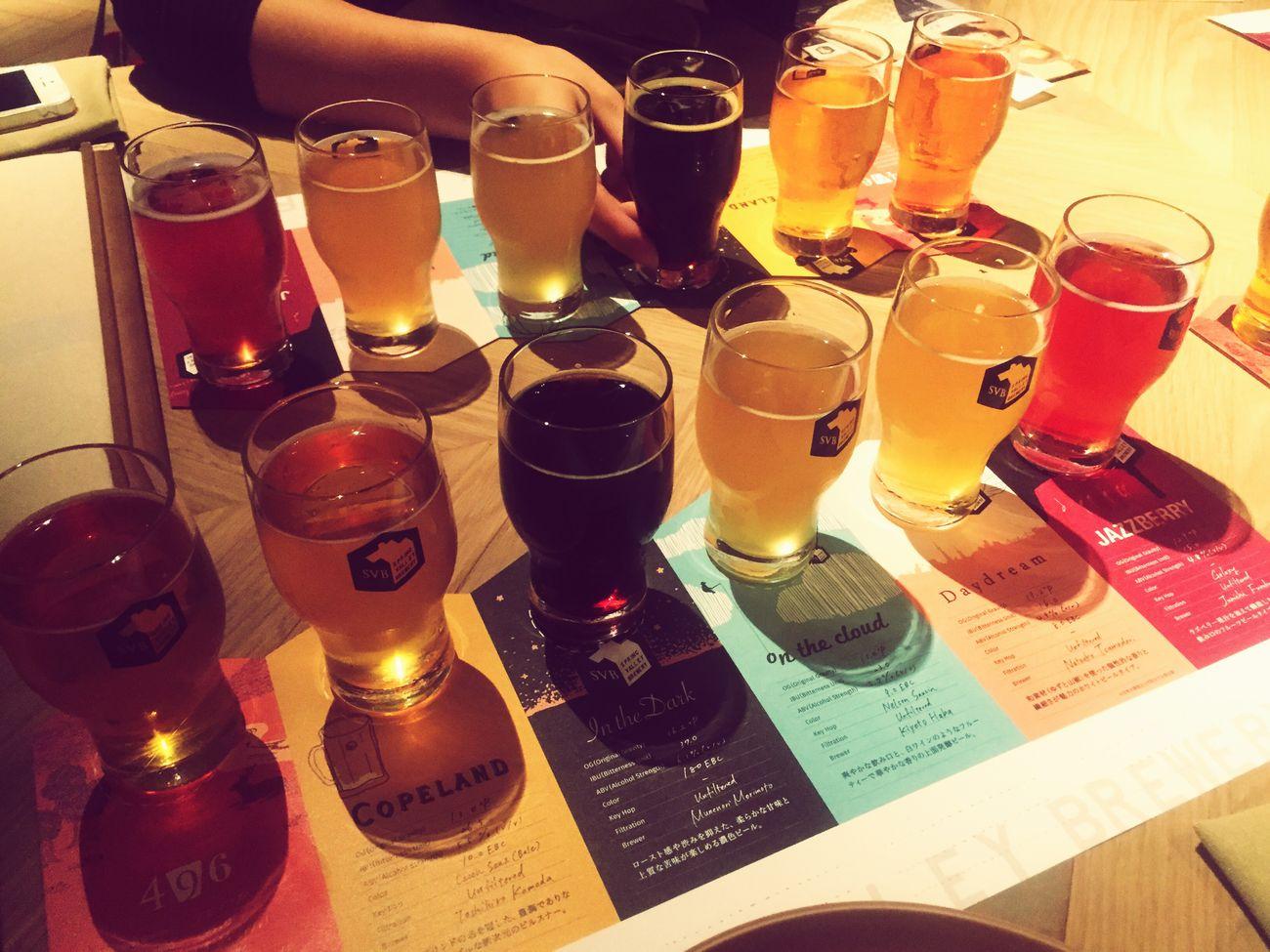 Beer love! Daikanyama Beer Factory