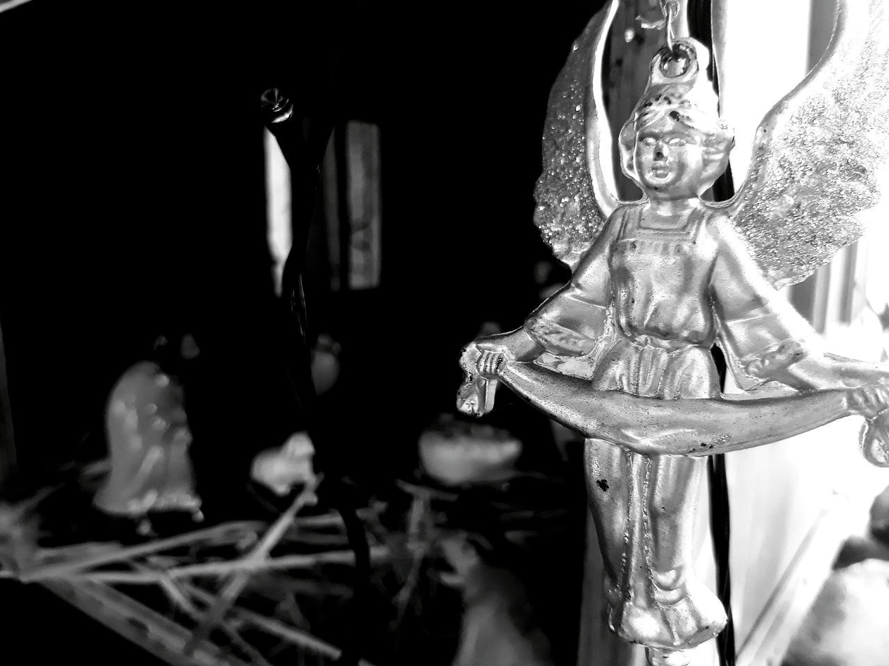 Holyspirit Spirituality Church Religion Sculpture Guideingspirit Holyplace Bnw_captures Bnw_collection